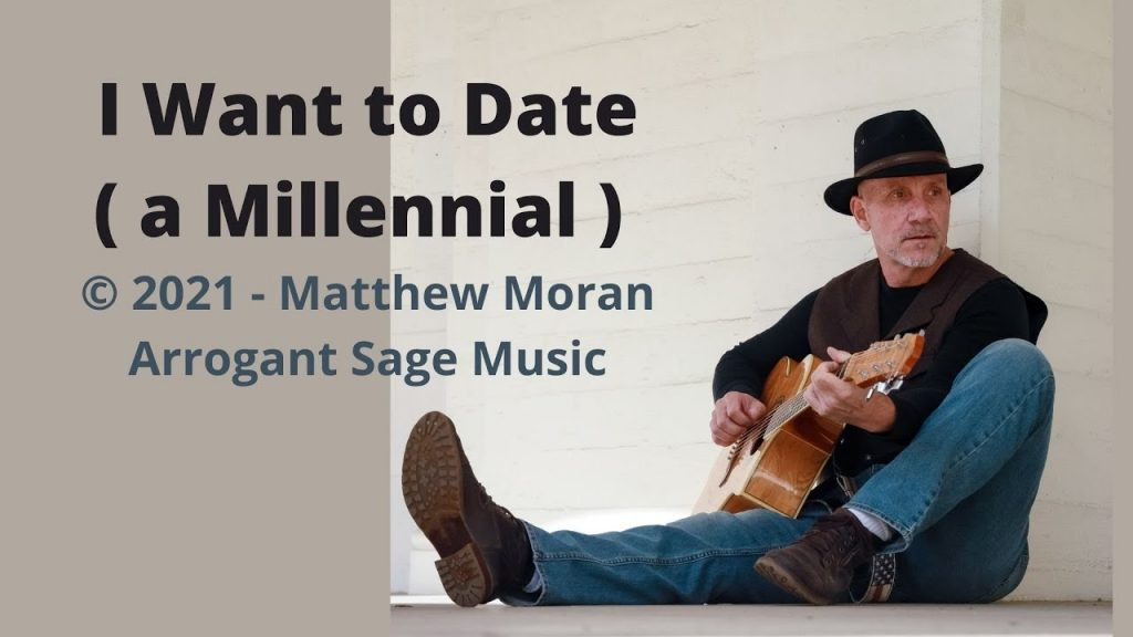 Image for I Want to Date a Millennial lyric video