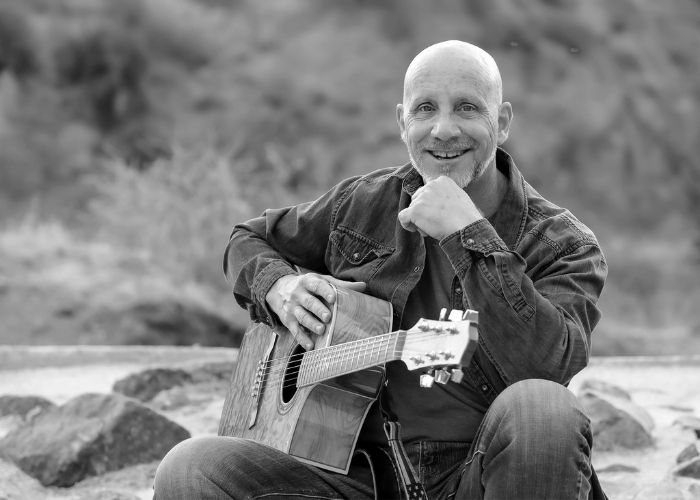 Matthew Moran with guitar image
